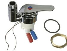 Reich Twist Table Top Caravan Shower Mixer Tap Chrome Microswitched Keramik