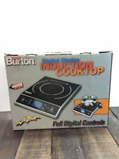 Max Burton Digital Choice Induction Cooktop