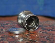 Exellent Canon Serenar 50mm f1.9 Leitz Summar Copy Leica Rangefinder M39 Top