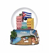 HAVANA CUBA  IN COLOR - EXCLUSIVE 65MM SNOW GLOBE-NEW