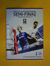 FA Cup Semi-Final - Tottenham Hotspur v Chelsea - 15th April 2012