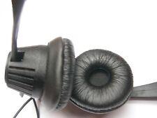 2 Ersatz Ohrpolster kompatibel zu Sennheiser HD 414, HD414 usw  Ø 55 mm