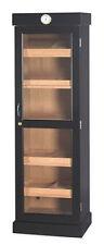 Black Oak 3000 Cigar Tower Cabinet Humidor / FREE SHIPPING