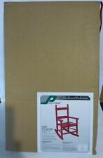 Jack Post Child's Rocking Chair-RED