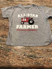 Boys 4t Case Farmer Shirt