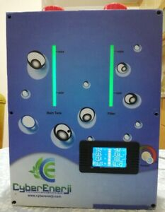 Engine carbon clean machine Hydrogen HHO System 110/220v ac voltage