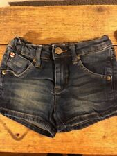 Hudson Jean Shorts Girls Size 4 Excellent Condition