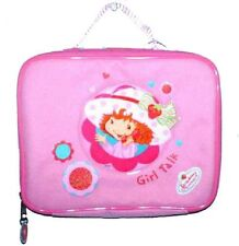 Strawberry Shortcake lunch box Lunchbox insulated bag new w tags