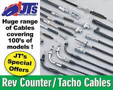 honda cb200 b tacho rev counter cable made in japan (75-78)