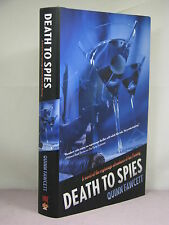 1st,signed,Ian Fleming 1:Death to Spies by Quinn Fawcett (Chelsea Yarbro) (2002)