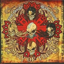 The Way of the Fist [Bonus Tracks] [PA] by Five Finger Death Punch (CD, Jan-2009, Universal Distribution)