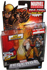 Marvel Universe Legends Dark Wolverine Action Figure MIB Zola Series Comic Book