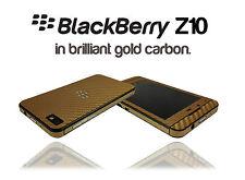 Carbon Fibre Skin for BLACKBERRY Z10 Wrap Cover Sticker Protector Case decal