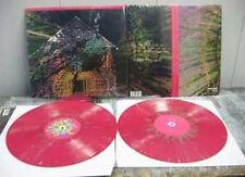 GENGHIS TRON Board Up The House Remixes V LP PINK/GREEN WAX nadja tim hecker NEW
