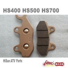 60 HISUN ATV UTV Parts Front right brake pads HS500 HS700 HS800