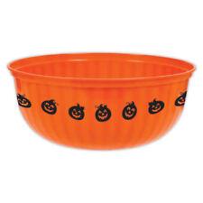 Art de la table de fête oranges Amscan pour la maison Halloween