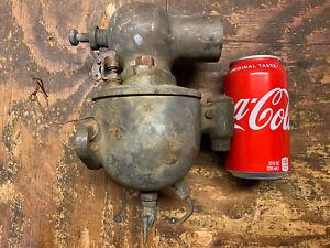 Large Brass Schebler Carburetor for Gas Engine