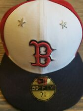 New Era Boston Red Sox 2018 MLB All-Star Game 59 Fifty Ball Cap Hat Fitted 7 7/8