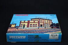 W274 VOLLMER Train Ho Maquette 5614 B Annexe pour batiment industriel building