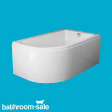 Freedom 1500mm x 950mm Right Hand Corner Bath Complete inc Side Panel | RRP £349