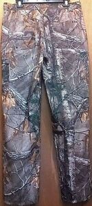 Men Columbia Blood and Guts PHG Omni-Shade Omni-Shield Real Tree Xtra Pants NWT