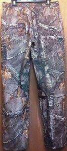 Men Columbia Blood and Guts PHG Omni-Shade Omni-Shield Real Tree Xtra Pants NWT