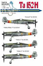 Eagle Cal 1/32 Focke Wulf Ta 152 # 32133