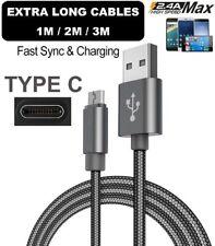 Samsung Galaxy S8/8 + Plus Tipo C S USB Cargador de Sincronización de C-Cable de alimentación de carga