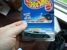 Vintage 1996 Hotwheels 97 Corvette