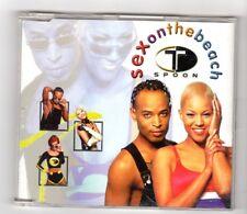 (HX120) T-Spoon, Sex On The Beach - 1997 CD