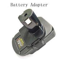 Battery Adapter For DEWALT Milwaukee Converter to 18V RYOBI CORDLESS PLUG TOOL
