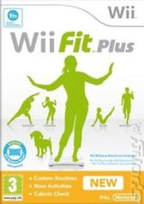 Wii Fit Plus (Wii) VideoGames
