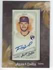 TOMAS NIDO 2018 TOPPS ALLEN & GINTER FRAMED MINI ON CARD ROOKIE AUTO /25. rookie card picture