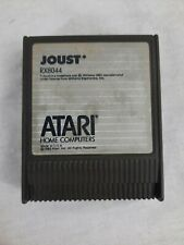 Vintage Joust Game Cartridge for 8-Bit Atari Computers 400/800/XL/XE Untested