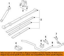 GM OEM Rear Suspension-Shackle 15166223