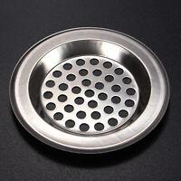 Stainless Steel Mesh Sink Strainer Kitchen Bath Drain Tools