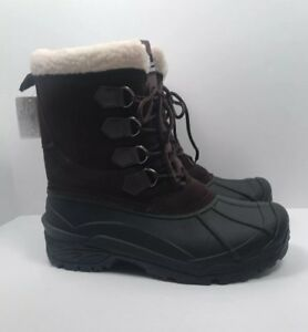 Clarks ThermLite Waterproof Insulated Winterized Boots Size 13