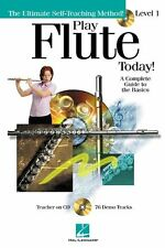 PLAY FLUTE TODAY LEVEL 1 CD/PKG BOOK TRADE VERSION