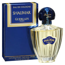 Shalimar By Guerlain Eau De Cologne Spray 2.5 Oz seal in Box