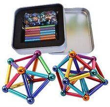 Kulki Magnetyczne Klocki Neocube kolorowe BOX