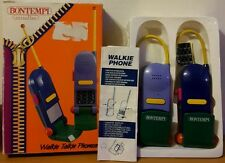 Walkie Talkie Phones Bontempi Audio Tasto Codice Morse Ricetrasmittenti SW 8060
