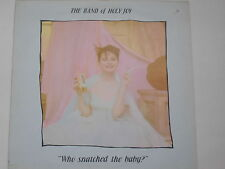 The band of Holy Joy-who snatched the Baby? - 12""