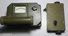 Détecteur de radioactivité pour entrainement par simulation de point chaud