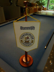 Flensburger Stammtisch-Wimpel - selten