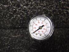 "1-1/2"" Test Pressure Gauge, 0 to 100 psi, 4EFC7,(MG)"