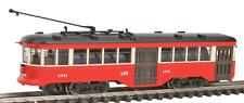 BACHMANN SPECTRUM (N) 84656 Peter Witt Streetcar - ST LOUIS RAILWAY w/DCC