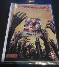 2017 THE WALKING DEAD #163 CONQUERED & FREE CRYPTOZOIC AMC CARD #25 T-DOG