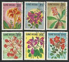 Guinee-Bissau 1983 - Flower (6) CTO