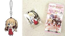 Saekano How to Raise a Boring Girlfriend Flat PVC Strap Eriri Spencer Sawamura N