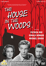 DVD:THE HOUSE IN THE WOODS - NEW Region 2 UK